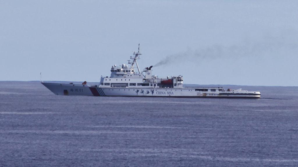 Un barco chino detecta una señal que podría proceder de la caja negra del avión desaparecido