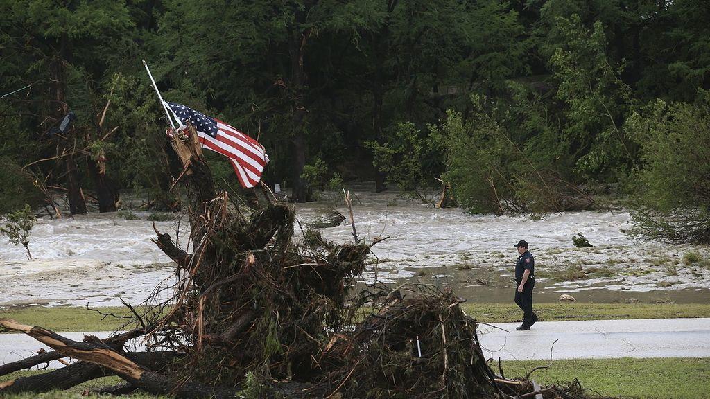 Seis muertos por las inundaciones en Texas y Oklahoma