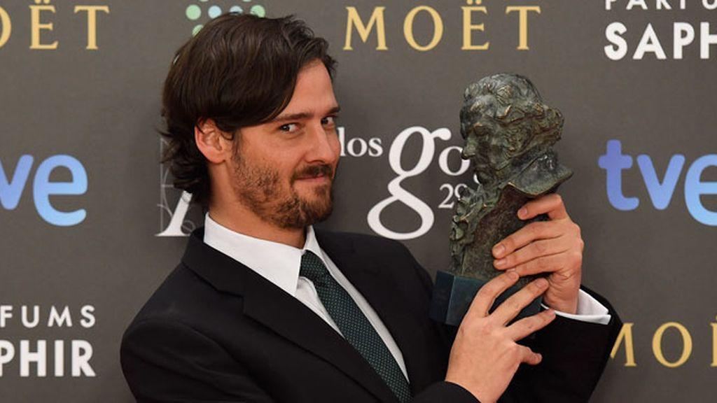 Carlos Marques-Marcet, Goya a la Mejor Dirección Novel por '10.000 Km'