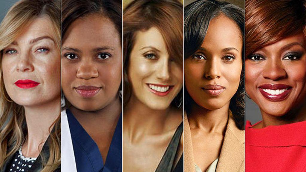 Mujeres Shonda