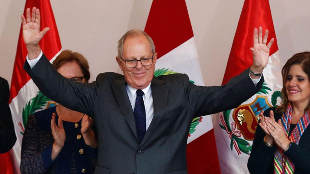 Kuzcynski gana las presidenciales de Perú con el 100% de actas contabilizadas