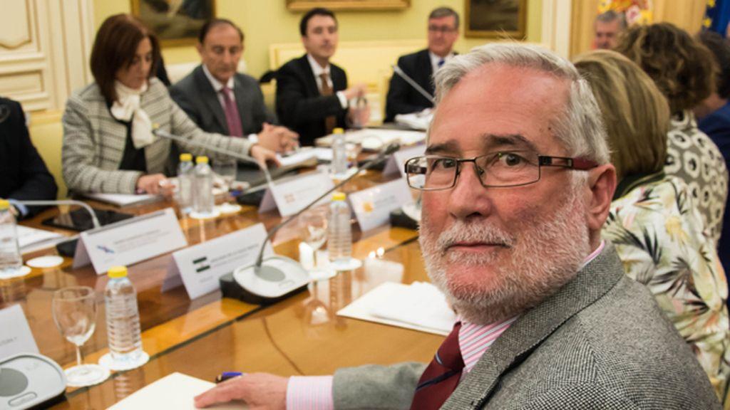 Ramón Ruiz, consejero de Educación de Cantabria