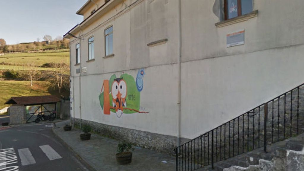 Colegio Público de Arantza, en Navarra