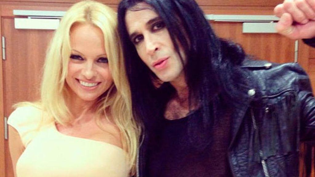 A Mario Vaquerizo le dieron la sorpresa de su vida: conocer a Pamela Anderson