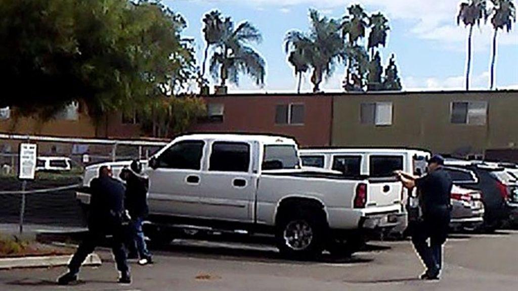 Policía en California mata a un afroamericano