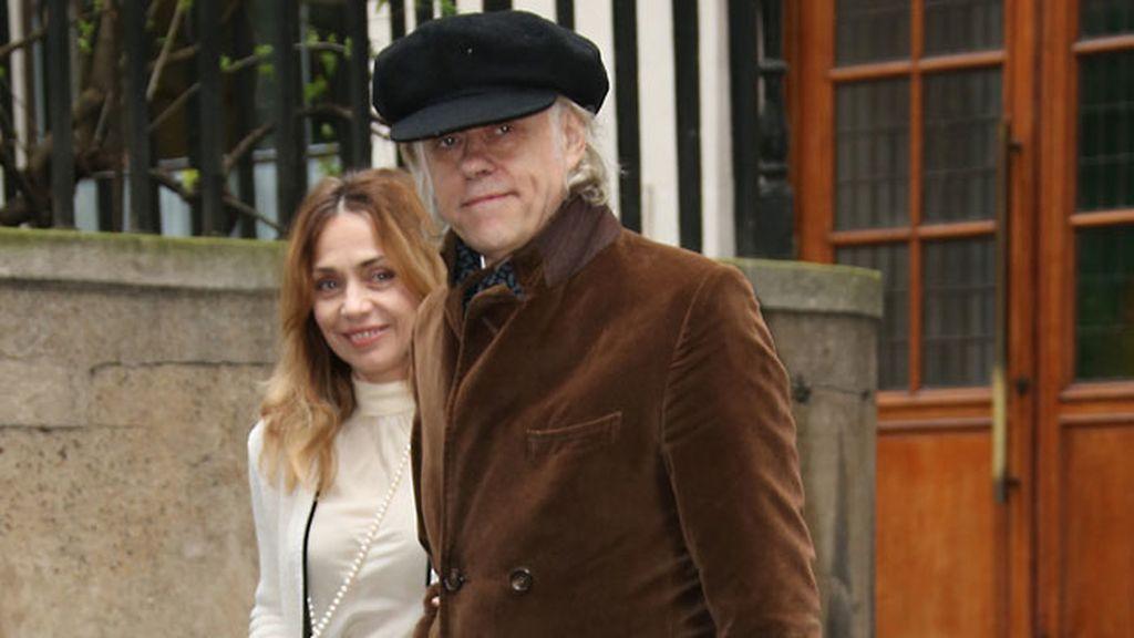 Acudieron Michael Caine, Bob Geldof, Rebekah Brooks...