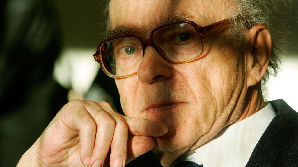 Muere a los 88 años en EEUU el Nobel de Química Irwin Rose