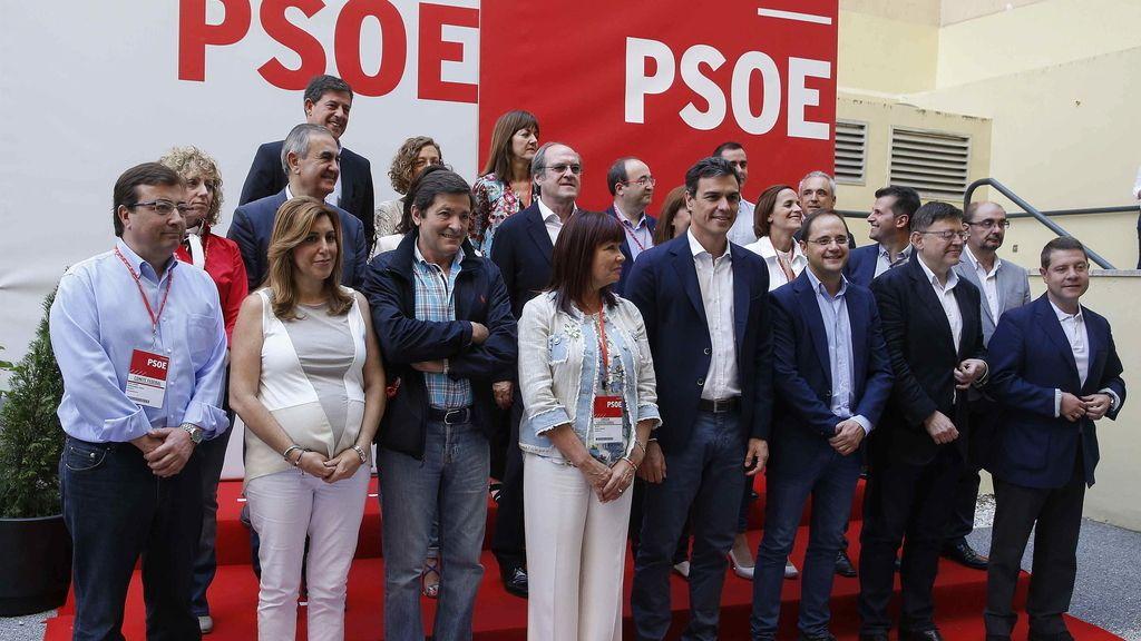 El PSOE fija hoy la política de pactos, con Susana Díaz pidiendo prudencia