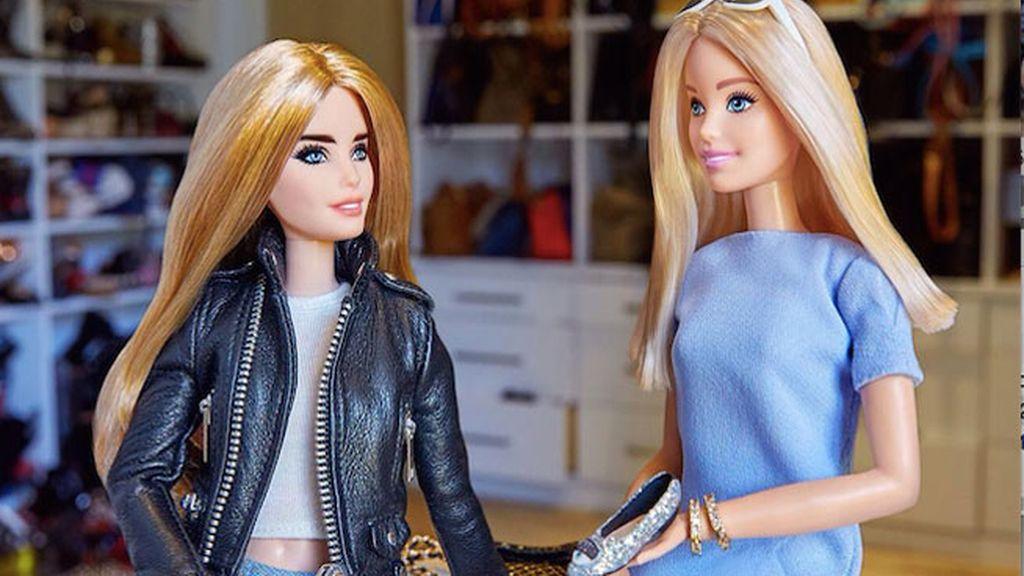 Una Barbie muy influencer