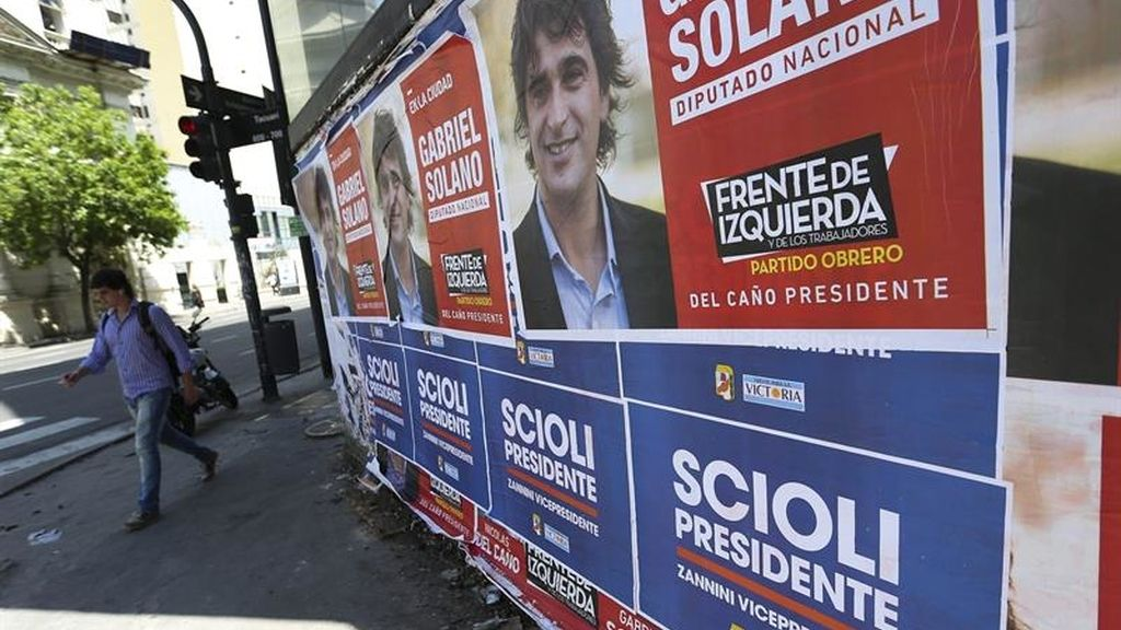 Argentina vota un nuevo ciclo político sin el apellido Kirchner