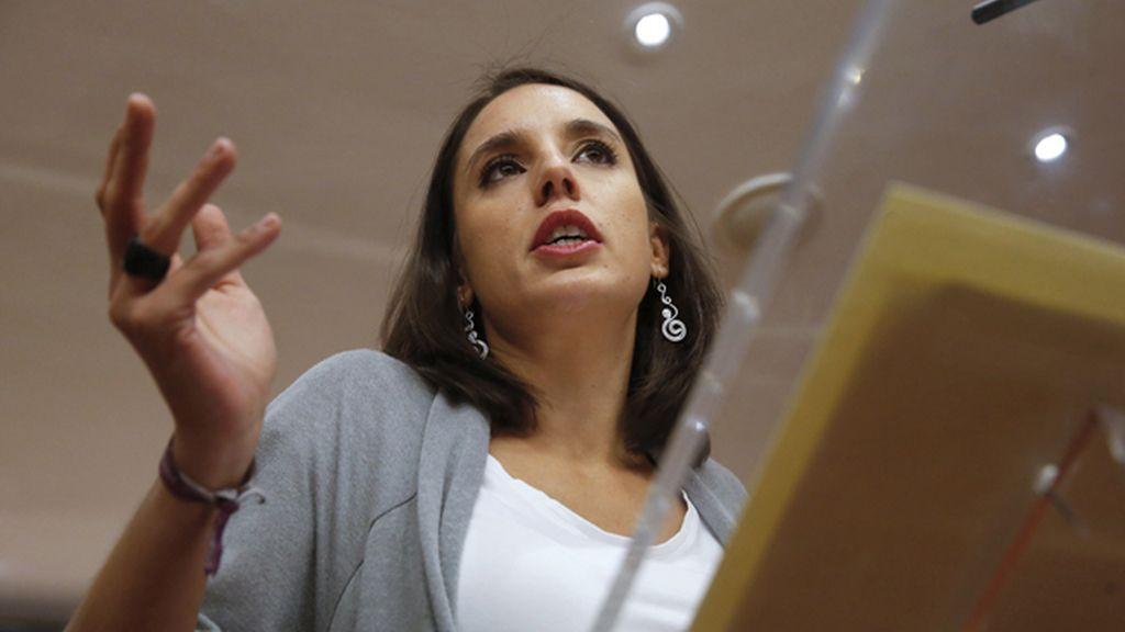 Montero admite debate en Podemos sobre cómo debe ser su relación con el PSOE