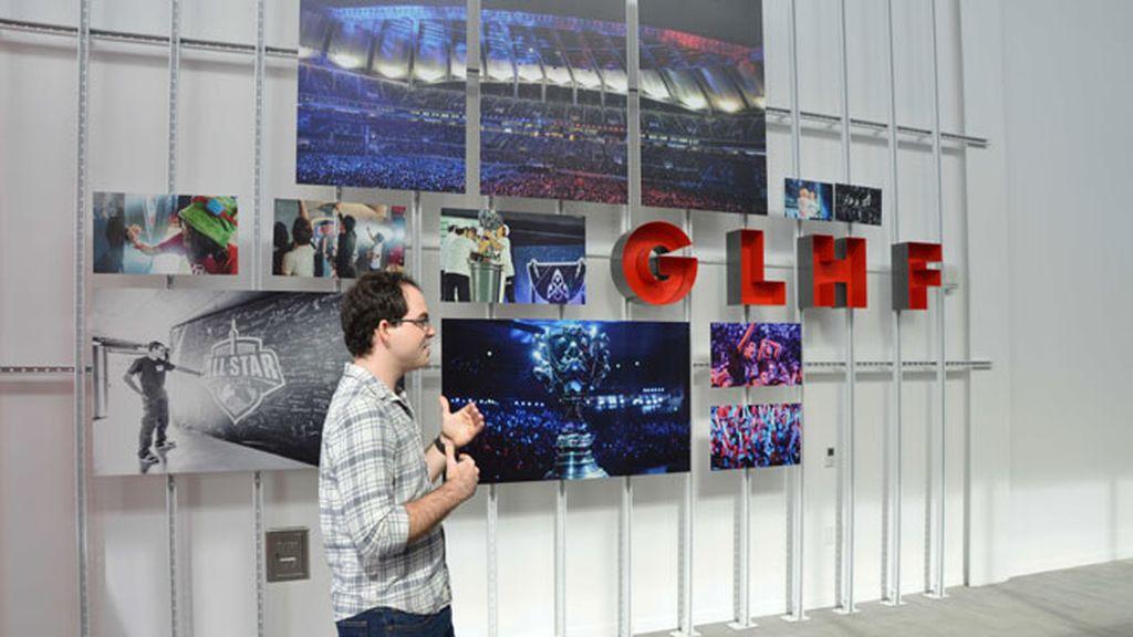 La compañía creadora de League of Legends posee una de las oficinas más innovadoras de la ciudad
