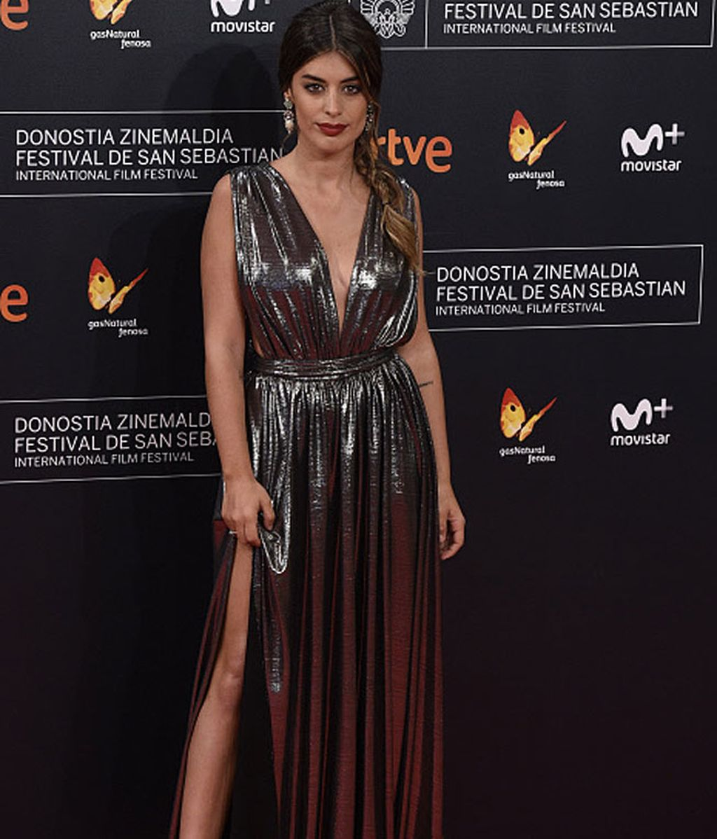 La chida de moda, Dulceida, se ha colado así de espectacular en la gala