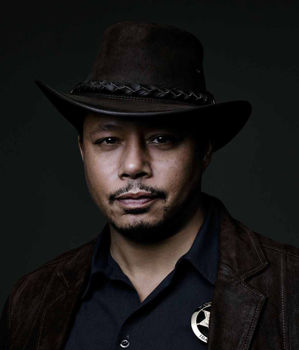 Terrence Howard es el sheriff Arnold Pope