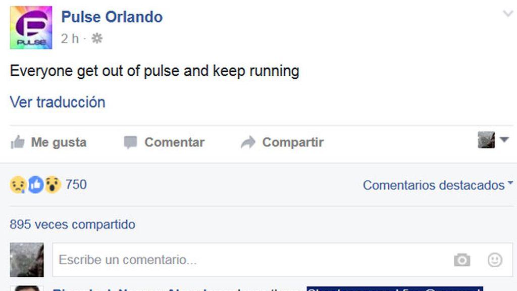 Facebook Orlando Pulse
