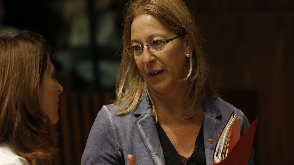 Neus Munté, nueva vicepresidenta del Govern