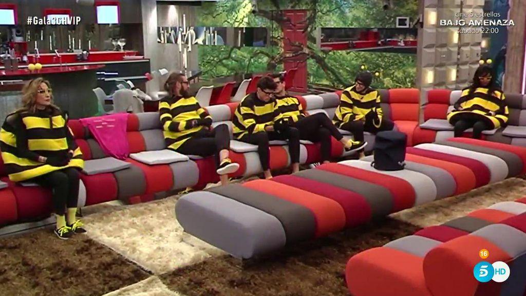 Los concursantes de 'GH VIP' se disfrazan para la prueba semanal