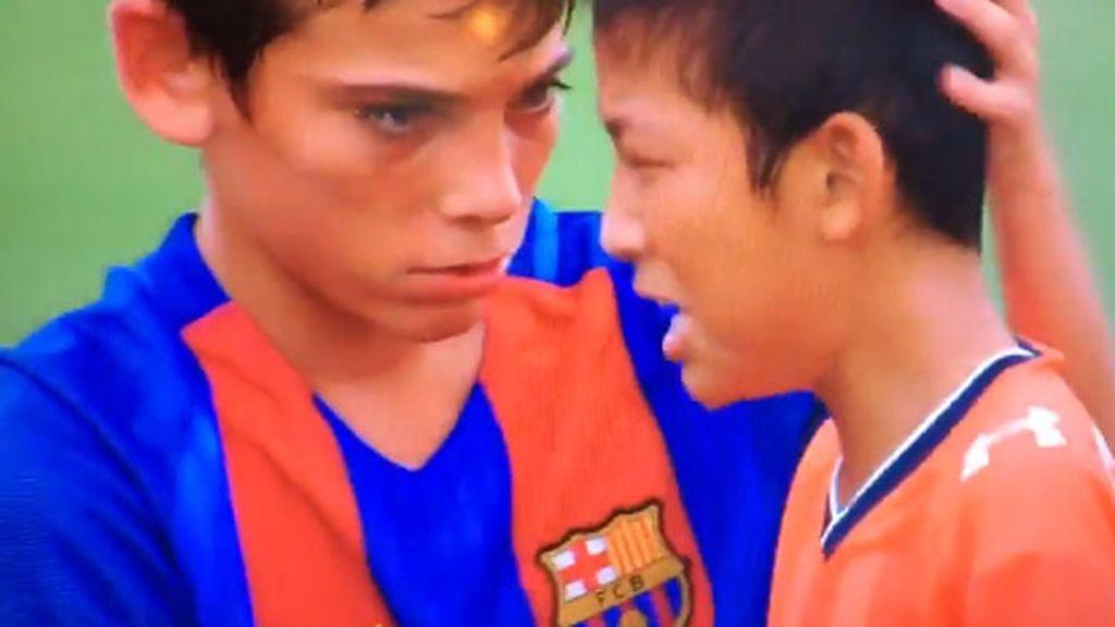 Infantil b Barça