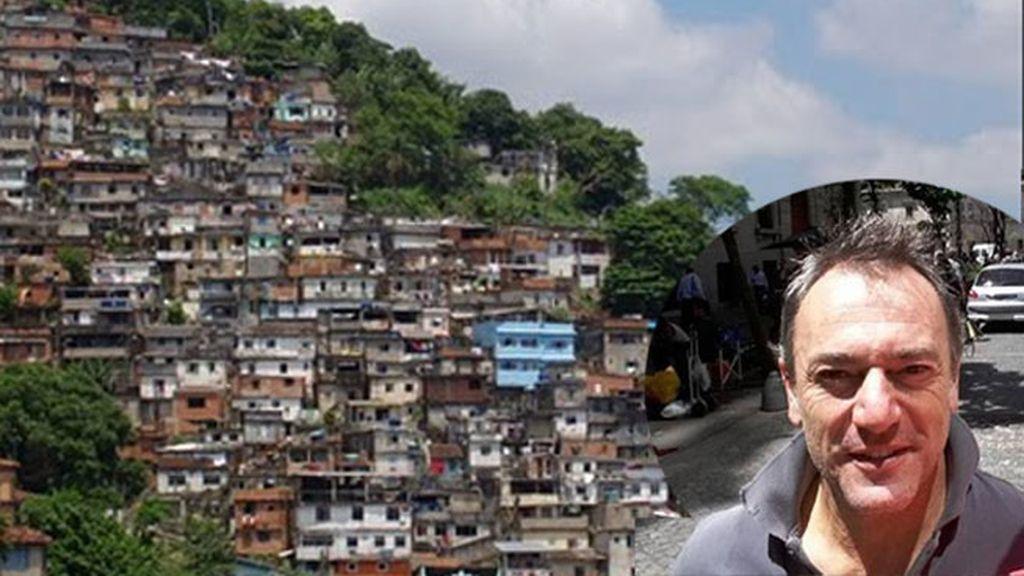 asesinato favela Río de Janeiro,violencia favela Río de Janeiro,asesinato turista italiano Brasil