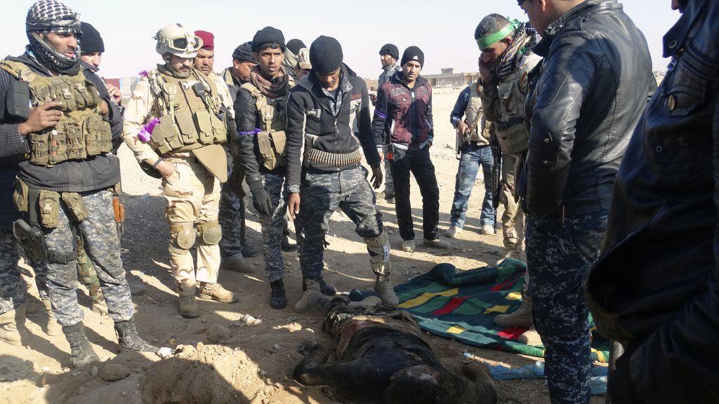 La coalición internacional bombardea Mosul y mata al máximo líder del ISIS