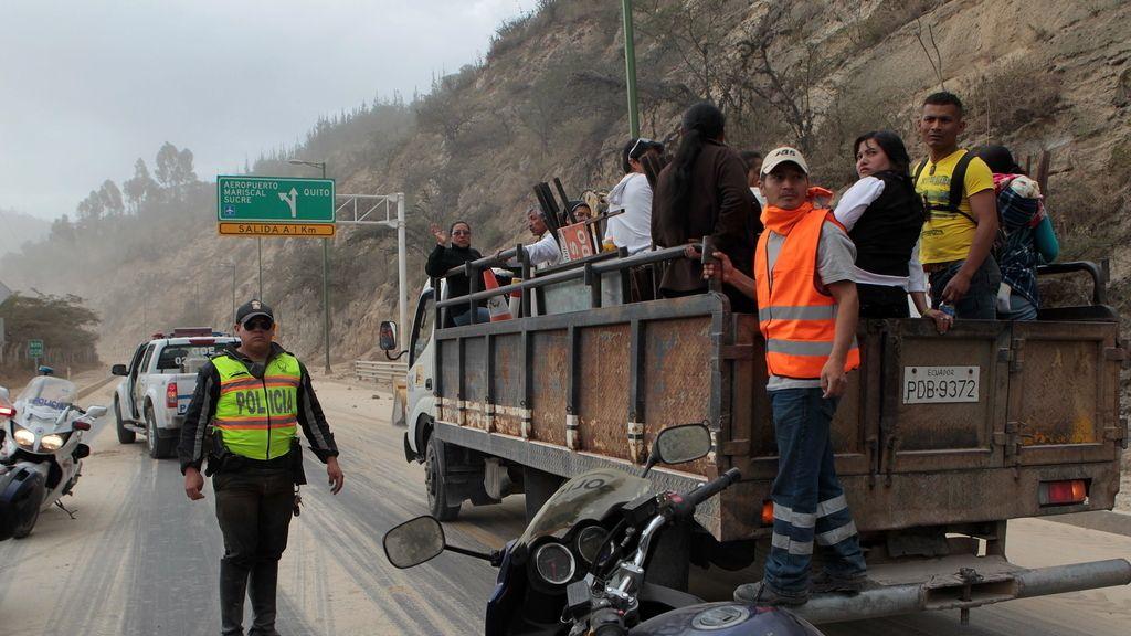 Un terremoto de 5,1 grados sacude Ecuador