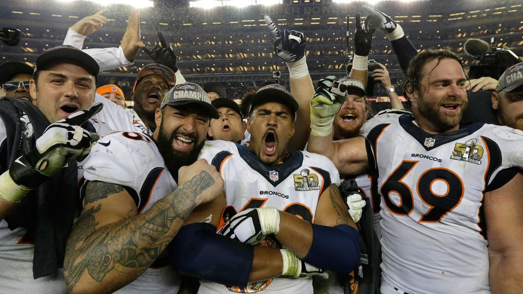 Los Broncos se imponen a los Panthers en la Super Bowl gracias a su defensa