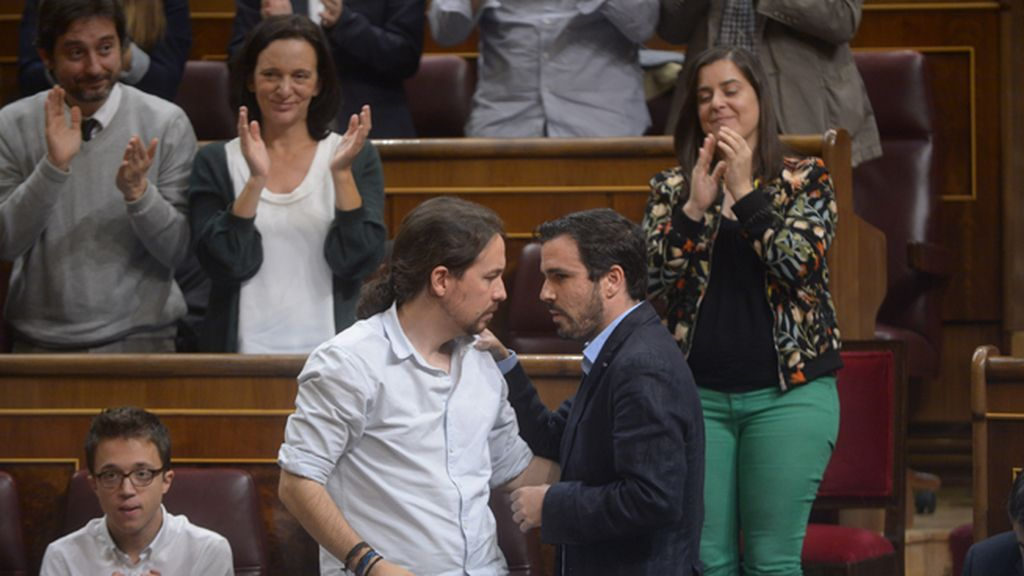 Grupo parlamentario Podemos