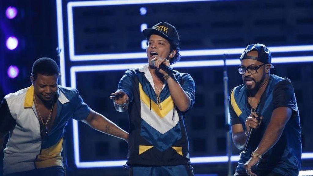 Bruno Mars agota en dos horas las 33.000 entradas para sus conciertos en Madrid y Barcelona