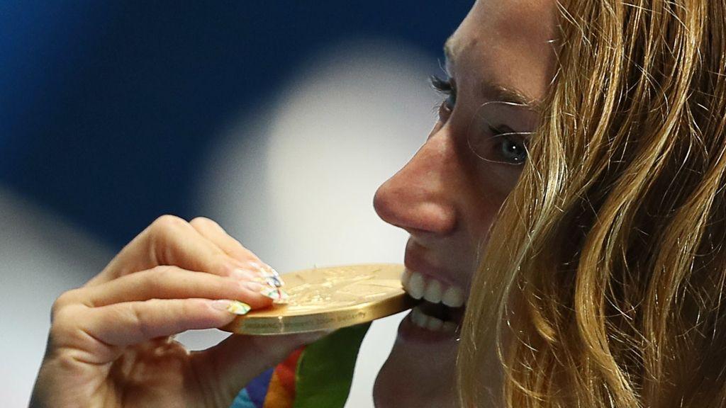 La española ya tiene cuatro medallas olímpicas