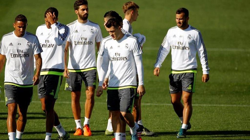 El Real Madrid defiende su liderato antes de otra semana intensa