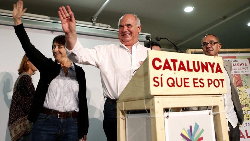 Lluís Rabell valora los resultados obtenidos en las elecciones catalanas