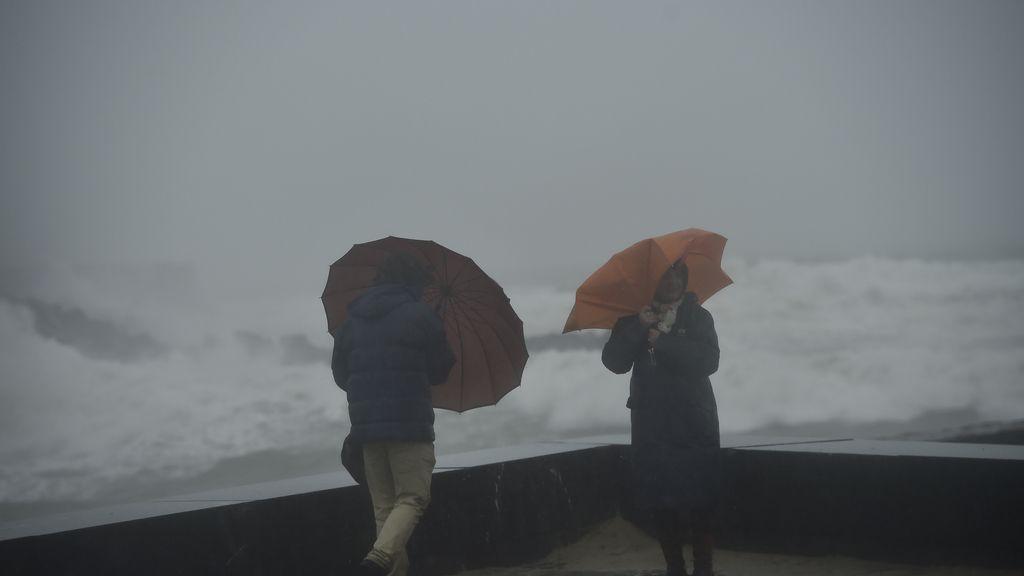 Lluvias y tormentas, España