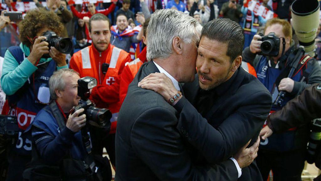 Tablas en el Calderón