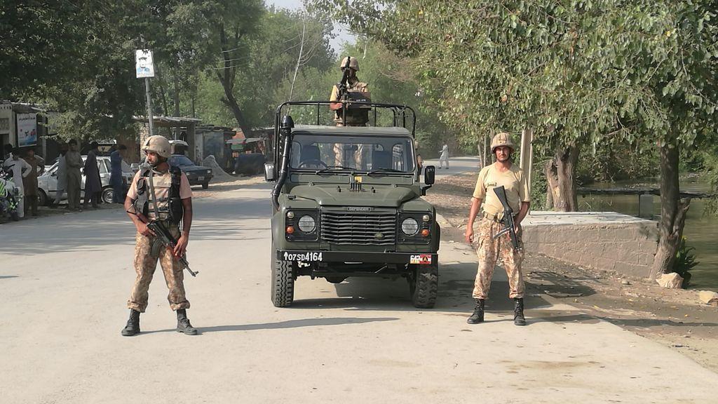Pakistán blinda sus calles por miedo a nuevos atentados