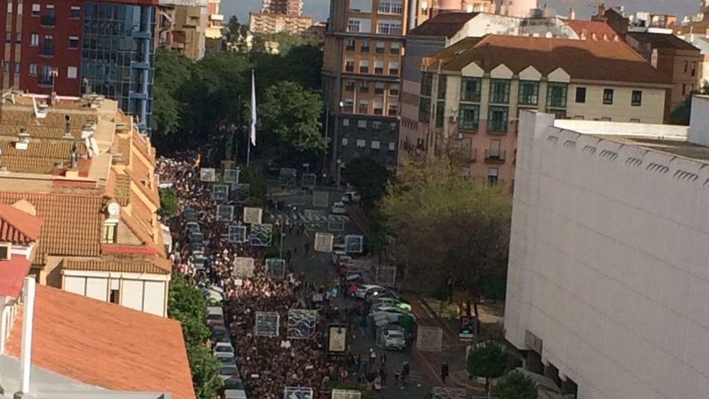 Huelva contra los recortes