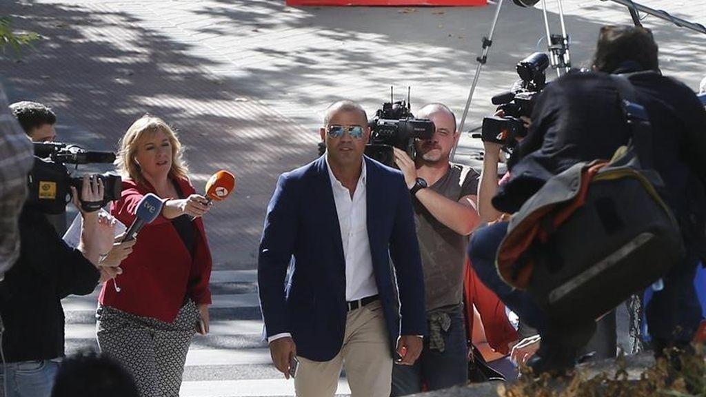 Miguel Ángel Flores, el empresario acusado por el caso Madrid Arena