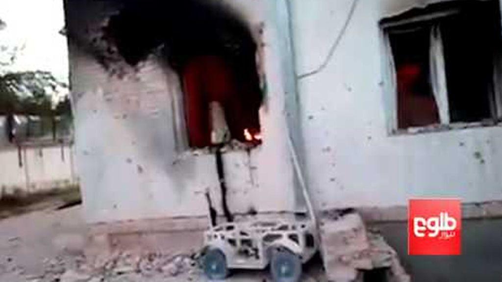 Ataque al hospital de MSF de Kunduz