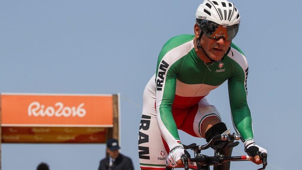 Bahman Golbarnezhad, ciclista fallecido en los Juegos Paralímpicos de Río