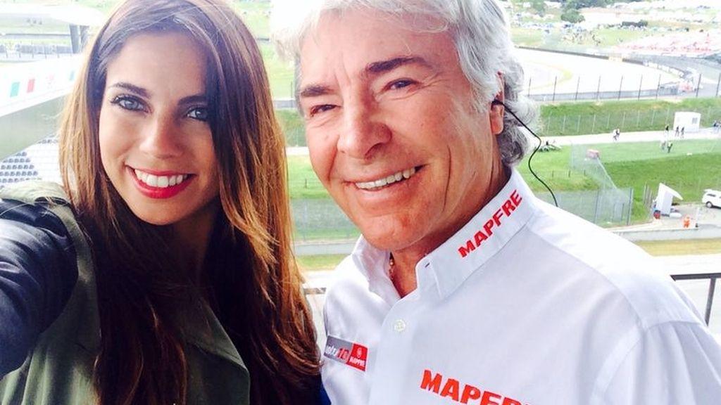 Melissa Jimenez, Angel Nieto, MotoGP