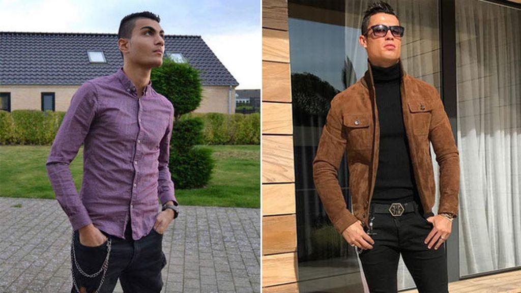 Shanta Ronaldo,Cristiano Ronaldo,Real Madrid