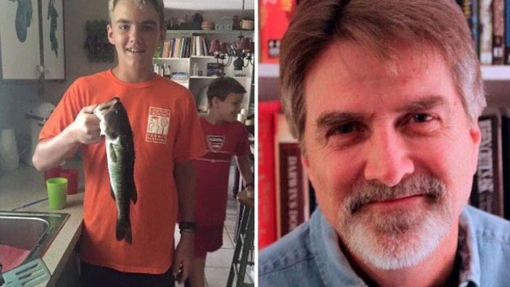 armas de fuego EEUU,accidente arma EEUU,padre mata hijo, accidente campo tiro Florida