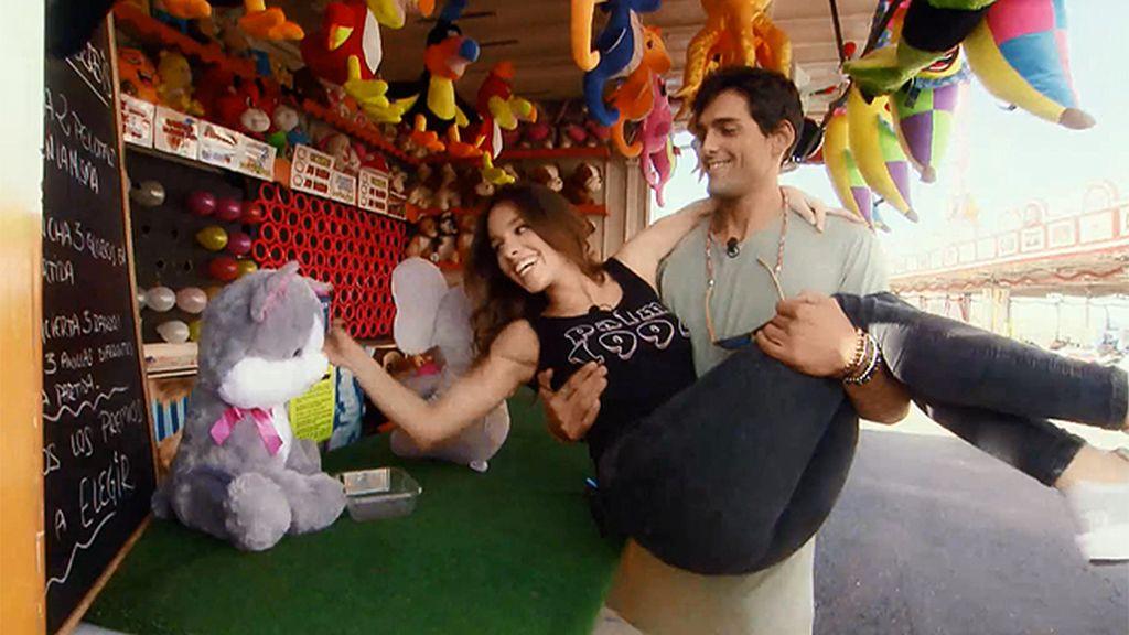 Feria, globos y juegos…Una cita inolvidable
