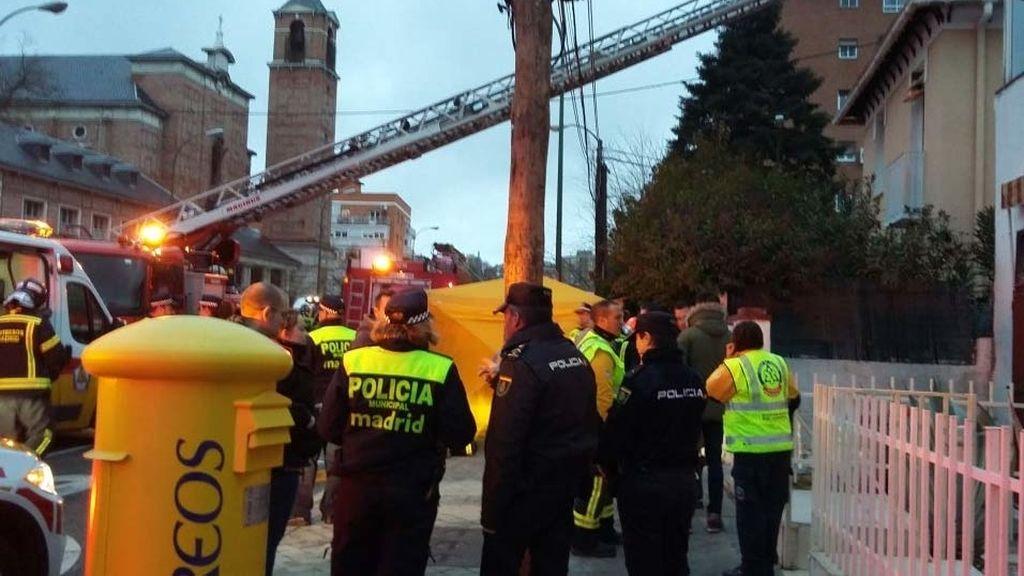 Muere un niño de seis años en su casa de Madrid