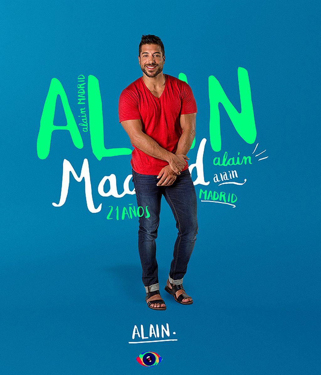 Alain, 38 años (Valencia)