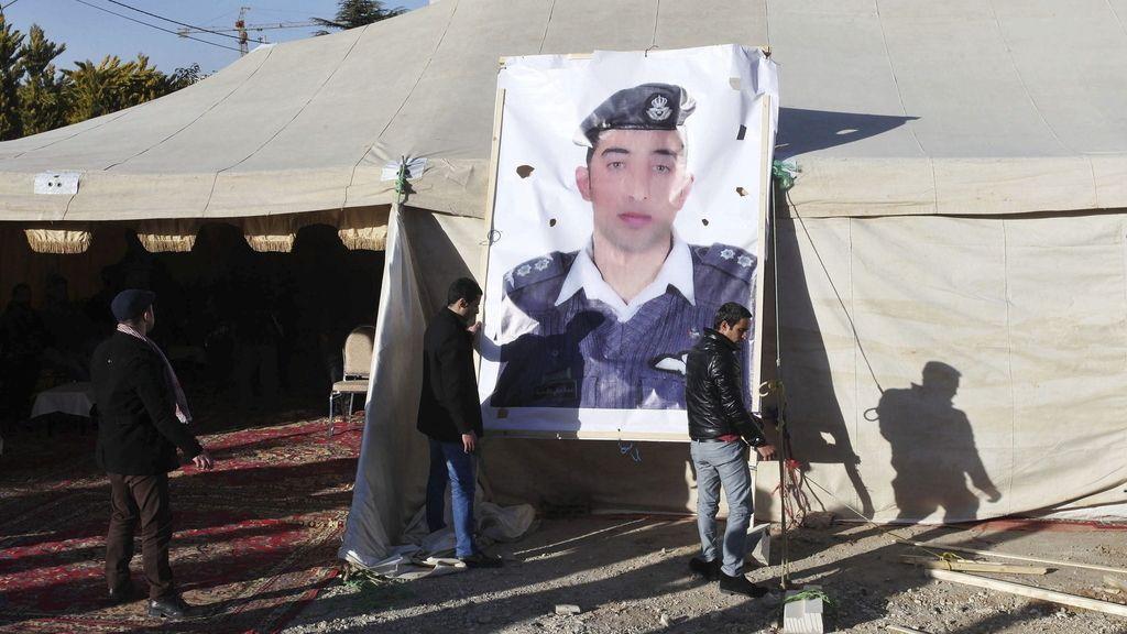 Jordania mantiene que liberará a la terrorista Sayida al Rishawi a cambio del piloto secuestrado