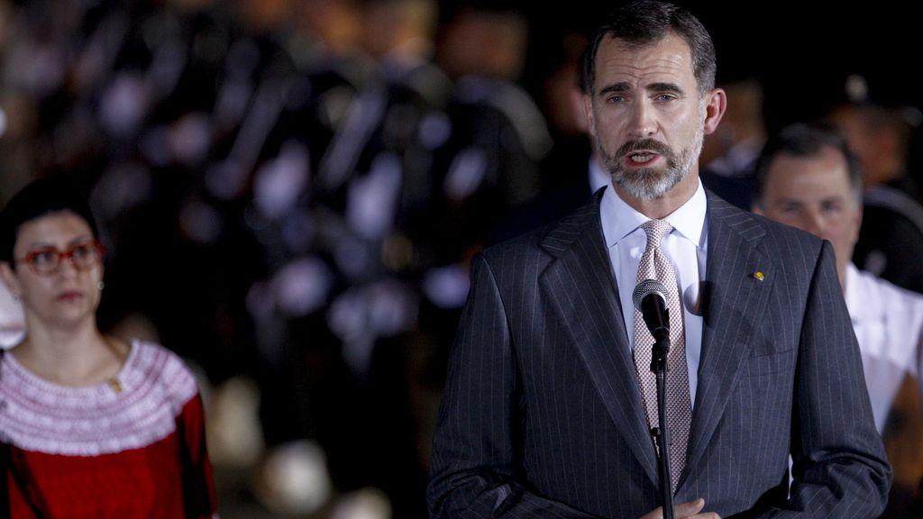 Felipe VI en la XXIV Cumbre Iberoamericana
