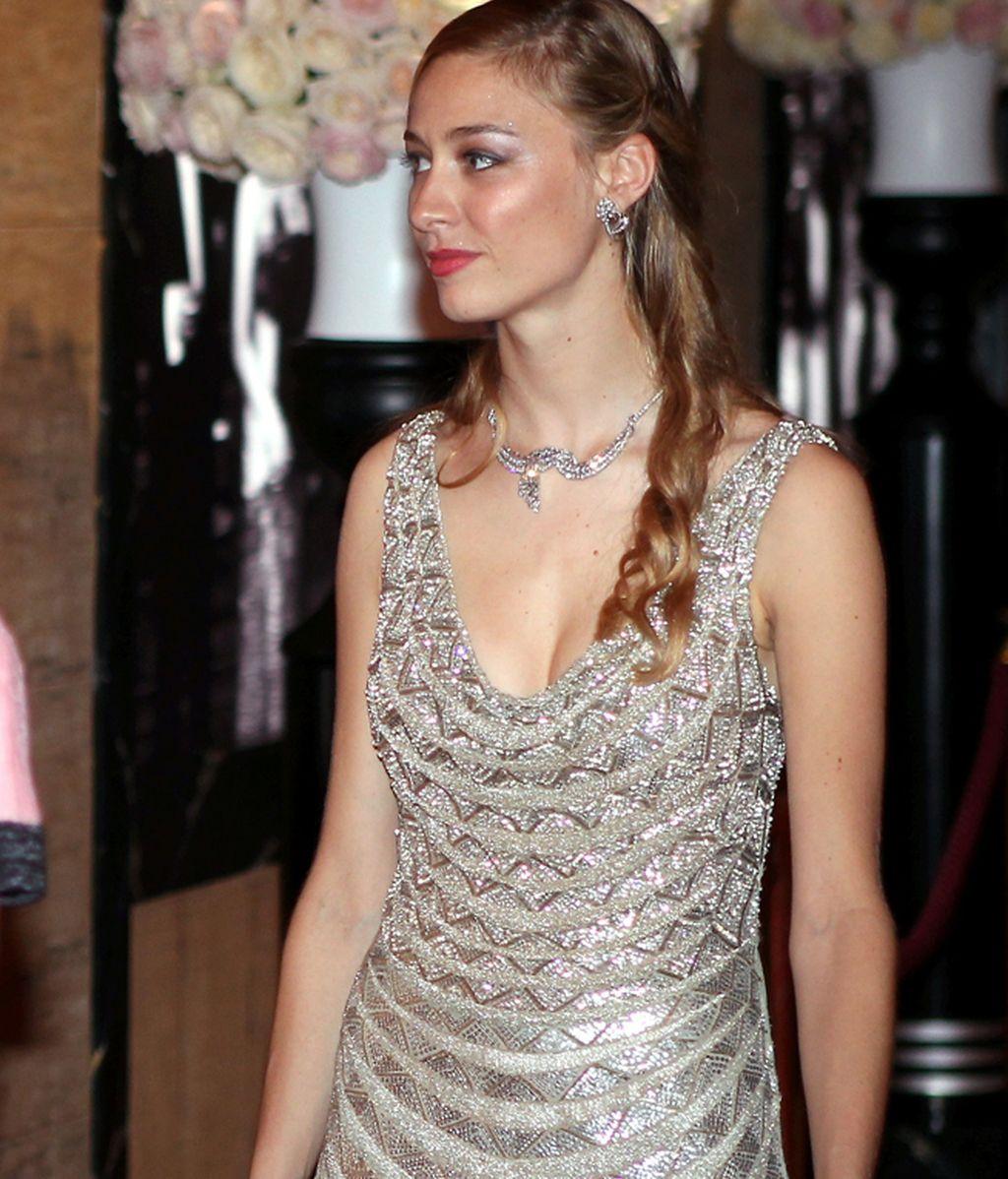 Beatrice Borromeo deslumbró por su elegancia