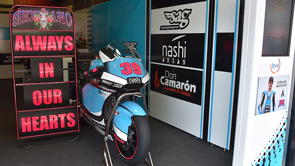 Luis Salom,MotoGP