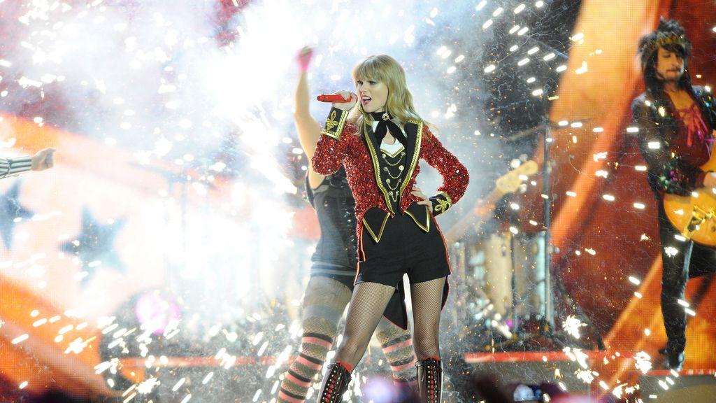 Taylor Swift en  'MTV Video Music Awards' 2013