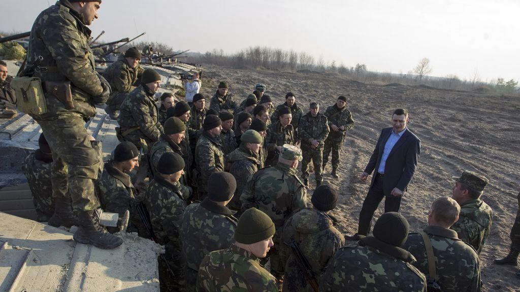 Dos muertos en altercados entre proucranianos y prorrusos en Ucrania